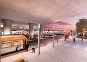 Designing for the transit user experience: Enhancing safety and security at stations