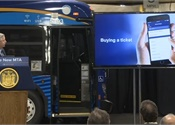 N.Y. MTA to roll out mobile rail ticketing app