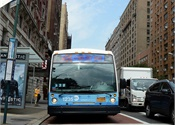 NY MTA to install cameras on buses for bus lane traffic enforcement