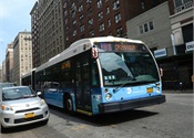 NYC Transit tests new safety technology on buses