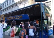 Fla.'s HART partners with Megabus.com to pilot service option