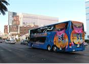 Megabus earns TSX safety rating