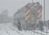 Metra prepares for winter weather with switch covers, heaters