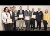 Metro-North employees commended for saving colleague's life