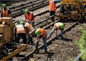 Metro-North replaces nearly 100K rail ties during track renewal work