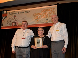 NAPT inducted special-needs transportation expert Dr. Linda Bluth into its Hall of Fame.