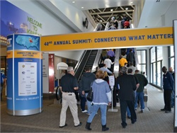 One of NAPT's strategic goals is to increase the number of pupil transportation professionals who are certified. Seen here is the association's 2016 Summit in Kansas City, Missouri.