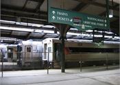 NJ Transit train crashes into station, killing 1 injuring 100