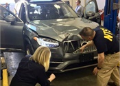 'Inadequate safety culture' to blame for Uber's automated vehicle crash