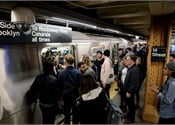 N.Y.'s MTA joins UN agreement to reduce greenhouse gas emissions