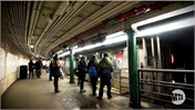 [Video] N.Y. MTA's New South Ferry Station