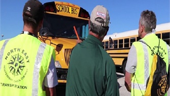 VIDEO: Texas District Highlights School Bus Safety