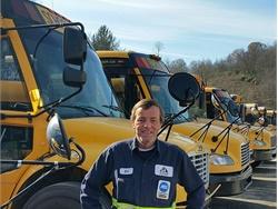 Robert Gillen, a maintenance technician for Petermann in Pennsylvania, earned the Automotive Service Excellence Master Technician certification.