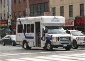 N.Y. paratransit costs skyrocketing, lack of subway elevators cited: study