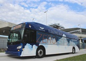 New Flyer's XE40 electric bus passes Altoona Testing