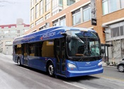 New Flyer to deliver 8 CNG buses for BC Transit