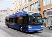New Flyer awarded big Las Vegas CNG bus contract