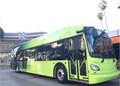 Academy Bus to add 6 New Flyer battery-electric buses, charging stations