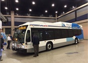 NFTA introduces 3 different CNG model vehicles to fleet