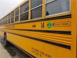 With a small fleet of 10 school buses total, North Crawford School District has acquired three propane models over the past two years and plans to buy more.