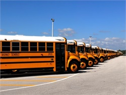 A new feature on the SBF website answers frequently asked questions about yellow school buses — including why they're yellow.