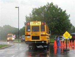 This year's Pennsylvania School Bus Driver Safety Competition will be held in June in State College. Seen here is last year's event.