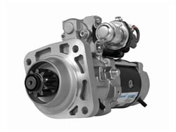 The PowerPro Extreme 5 is designed to provide high-torque, high-efficiency starting power for 6- to 10-liter engines in school buses and other applications.