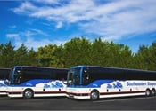 Prevost delivers X3-45 Commuter coaches to Southeastern Stages