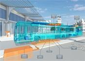 Bombardier wireless electric bus charging to power Berlin fleet