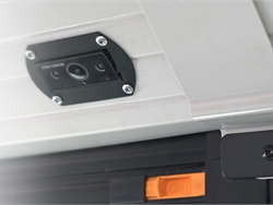 A new flush mounting bracket from Pro-Vision Systems is designed to allow bus cameras to be mounted recessed into the bulkhead of a school bus.