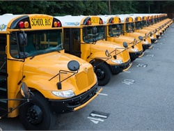 The Propane Education and Research Council's Volkswagen Trust Resource Center provides information about propane school buses and includes a state-by-state map with details on how to apply for Volkswagen settlement funds. File photo courtesy IC Bus
