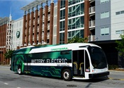 Proterra adds 35-foot Catalyst to vehicle lineup