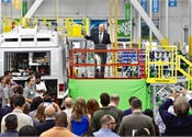 [Photos] Taking a Tour of Proterra's New LA Bus Manufacturing Facility