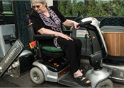 Q'Straint's automatic rear-facing wheelchair securement station brought to market