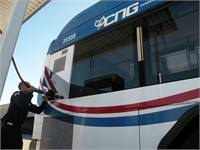 Riverside Transit Agency Buses Fill up on Natural Gas, Provide Free Rides for Students