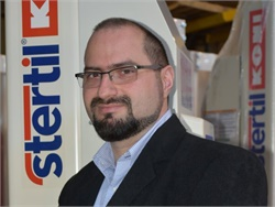 Radu Pop will work to advance truck and bus fleet sales for vehicle lift supplier Stertil-Koni.