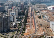 [Photos] Rio de Janeiro: Building up transport infrastructure for Olympic Games