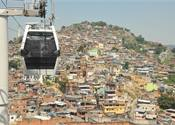 Rio turns to the sky for transit options