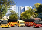 U.S., Canada motorcoach sales up, ABA survey finds