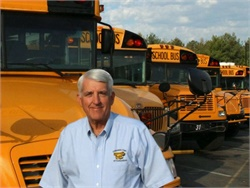 In his 20 years of overseeing pupil transportation in Delaware, Ron Love has worked to standardize driver training and build centralized systems for driver records and bus contracts.