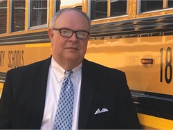 Allen Connor's experiences in banking and then as a bus driver helped shape his work as director of transportation at Columbia County (Ga.) School District.