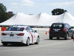Photo courtesy Intelligent Transportation Society of America