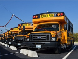 Photo courtesy Collins Bus Corp.