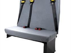 Lap-Shoulder Belted Seat
