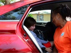 Some school transportation departments have found that children's rideshare services, such as HopSkipDrive, can offer flexible scheduling and more efficiency when serving students with special needs, and those who are homeless or in foster care.