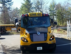 Concord (Mass.) Public Schools' eLion has been embraced by the drivers, students, and the community, which is very concerned with environmental issues.