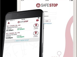 Southern California-based Tumbleweed Transportation will start providing the SafeStop app to its customers at the start of the 2016-17 school year.