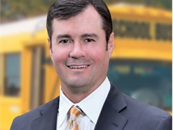 School Bus Fleet has named John Corrado its 2017 Contractor of the Year. He is the 50th recipient of the award, which was presented at the National School Transportation Association's annual meeting in Indianapolis in July.