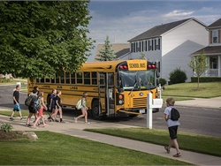 Wisconsin-based Lamers Bus Lines has been in operation for over 70 years, and has operated Blue Bird school buses for over 50 years.