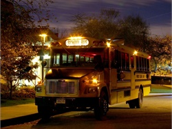 An article about purchasing a used school bus was the most-viewed feature on the SBF website this year. Photo by Barry Johnson